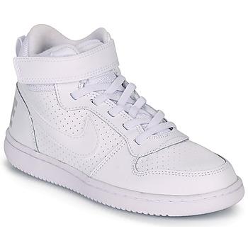 Ψηλά Sneakers Nike COURT BOROUGH MID PRE-SCHOOL