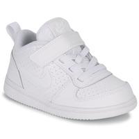 Παπούτσια Παιδί Χαμηλά Sneakers Nike PICO 5 TODDLER Άσπρο