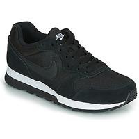 Παπούτσια Γυναίκα Χαμηλά Sneakers Nike MD RUNNER 2  W Black