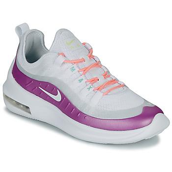 Παπούτσια Γυναίκα Χαμηλά Sneakers Nike AIR MAX AXIS W Άσπρο / Violet