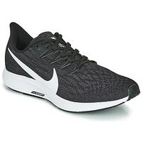 Παπούτσια Άνδρας Τρέξιμο Nike AIR ZOOM PEGASUS 36 Black / Άσπρο