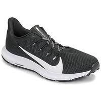 Παπούτσια Άνδρας Τρέξιμο Nike QUEST 2 Black / Άσπρο