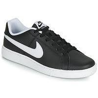 Παπούτσια Άνδρας Χαμηλά Sneakers Nike COURT ROYALE Black / Άσπρο