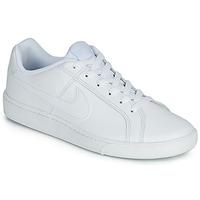 Παπούτσια Άνδρας Χαμηλά Sneakers Nike COURT ROYALE Άσπρο