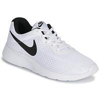 Παπούτσια Άνδρας Χαμηλά Sneakers Nike TANJUN Άσπρο / Black