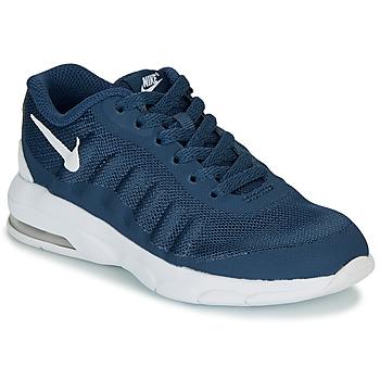 Παπούτσια Παιδί Χαμηλά Sneakers Nike AIR MAX INVIGOR PRE-SCHOOL Μπλέ
