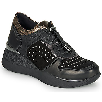 Παπούτσια Γυναίκα Χαμηλά Sneakers Stonefly ELETTRA 6 Black