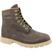 Παπούτσια Άνδρας Μπότες Timberland 6 Inch Marron