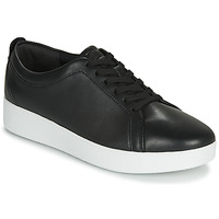 Παπούτσια Γυναίκα Χαμηλά Sneakers FitFlop RALLY Black