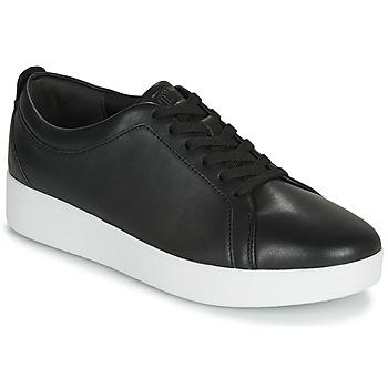 Xαμηλά Sneakers FitFlop RALLY ΣΤΕΛΕΧΟΣ: Δέρμα & ΕΠΕΝΔΥΣΗ: Δέρμα & ΕΣ. ΣΟΛΑ: Δέρμα & ΕΞ. ΣΟΛΑ: Καουτσούκ
