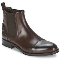 Παπούτσια Άνδρας Μπότες Roberto Cavalli ARKELL Brown