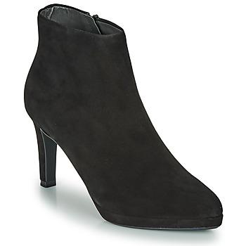 Παπούτσια Γυναίκα Μποτίνια Peter Kaiser PRISSY Black