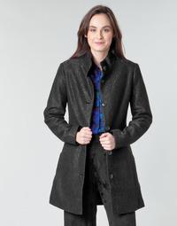 Υφασμάτινα Γυναίκα Παλτό Desigual SIMONE Black