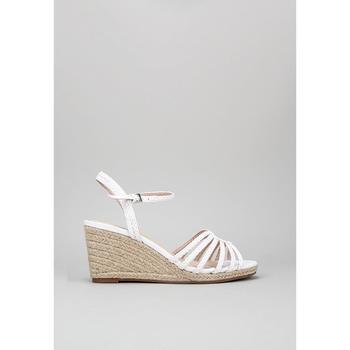 Παπούτσια Γυναίκα Σανδάλια / Πέδιλα La Strada  Άσπρο