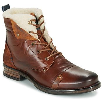 Παπούτσια Άνδρας Μπότες Redskins YOUDINE Brown