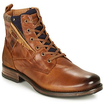 Παπούτσια Άνδρας Μπότες Redskins YLMAZ Cognac