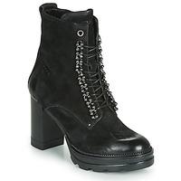 Παπούτσια Γυναίκα Μποτίνια Mjus AMARANTA Black