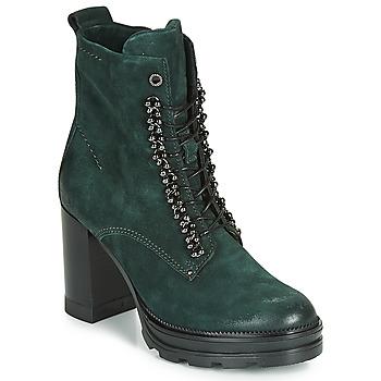 Παπούτσια Γυναίκα Μποτίνια Mjus AMARANTA Green