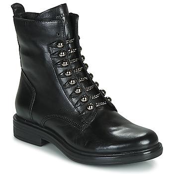 Παπούτσια Γυναίκα Μπότες Mjus CAFE STYLE Black