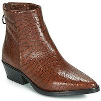 Παπούτσια Γυναίκα Μπότες Mjus CALAMITY Brown