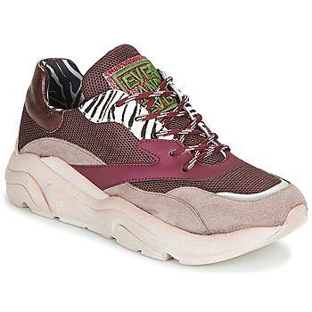 Xαμηλά Sneakers Meline JOLI ΣΤΕΛΕΧΟΣ: Δέρμα / ύφασμα & ΕΠΕΝΔΥΣΗ: Ύφασμα & ΕΣ. ΣΟΛΑ: Δέρμα & ΕΞ. ΣΟΛΑ: Καουτσούκ - Meline - JOLI