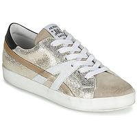 Παπούτσια Γυναίκα Χαμηλά Sneakers Meline MEL Gold