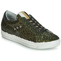 Παπούτσια Γυναίκα Χαμηλά Sneakers Meline MILLE Kaki