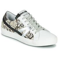 Παπούτσια Γυναίκα Χαμηλά Sneakers Meline PANNA Άσπρο / Phyton