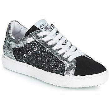 Παπούτσια Γυναίκα Χαμηλά Sneakers Meline PAKITELLE Black