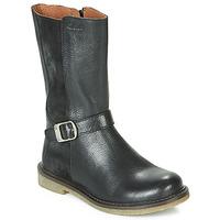 Παπούτσια Κορίτσι Μπότες για την πόλη Aster WALI Black