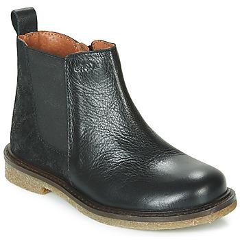 Παπούτσια Κορίτσι Μπότες Aster WAXOU Black