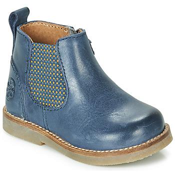 Παπούτσια Παιδί Μπότες Aster STIC Μπλέ