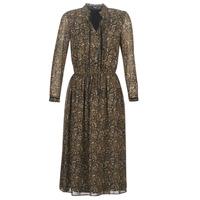 Υφασμάτινα Γυναίκα Κοντά Φορέματα Deeluxe SELENA Black