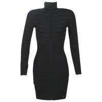 Υφασμάτινα Γυναίκα Κοντά Φορέματα Morgan RMENTO Black