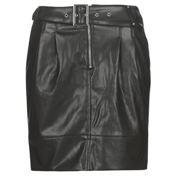 Υφασμάτινα Γυναίκα Φούστες Morgan JEEKO Black