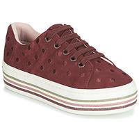 Παπούτσια Κορίτσι Χαμηλά Sneakers Gioseppo FUSSEN Bordeaux