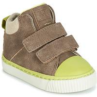 Παπούτσια Αγόρι Ψηλά Sneakers Gioseppo ERDING Taupe