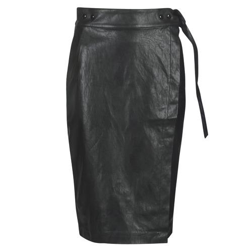 Υφασμάτινα Γυναίκα Φούστες Replay W9310-000-83468-098 Black