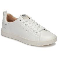 Παπούτσια Γυναίκα Χαμηλά Sneakers Only SHILO PU Άσπρο / Silver
