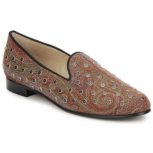 Παπούτσια Γυναίκα Μοκασσίνια Etro BORCHIE Brown