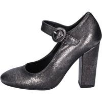 Παπούτσια Γυναίκα Μπαλαρίνες Nacree Ψηλοτάκουνα BR41 Γκρί