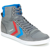 Παπούτσια Ψηλά Sneakers Hummel HUMMEL SLIMMER STADIL HIGH Grey
