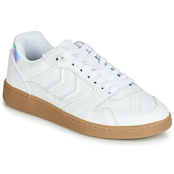 Παπούτσια Γυναίκα Χαμηλά Sneakers Hummel HB TEAM SNOW BLIND Άσπρο