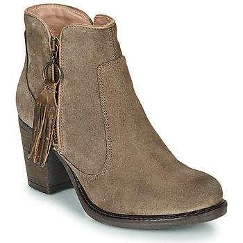 Παπούτσια Γυναίκα Μποτίνια PLDM by Palladium SORTILEG Grey