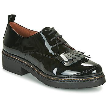 Παπούτσια Γυναίκα Derby Fericelli LEONA Black