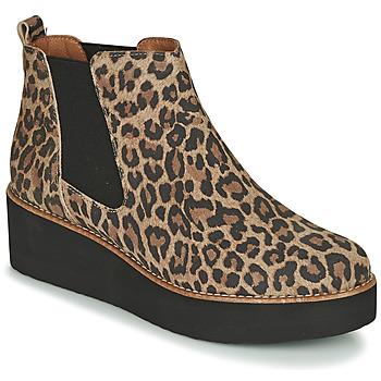 Παπούτσια Γυναίκα Μπότες Fericelli LORNA Brown