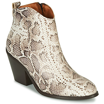 Παπούτσια Γυναίκα Μποτίνια Fericelli LISA Multicolore