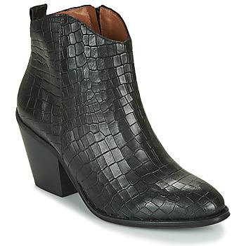 Παπούτσια Γυναίκα Μποτίνια Fericelli LISA Black