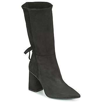 Παπούτσια Γυναίκα Μπότες για την πόλη Fericelli LUCIANA Black