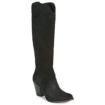 Παπούτσια Γυναίκα Μπότες για την πόλη Fericelli LUNIPIOLLE Black